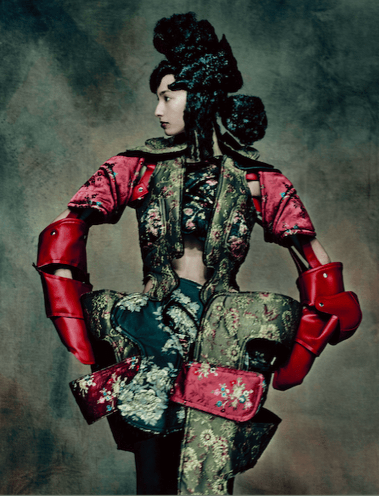 Rei Kawakubo (Japanese, born 1942) for Comme des Garçons (Japanese, founded 1969), 18th-Century Punk, autumn/winter 2016–17; Courtesy of Comme des Garçons. Photograph by
