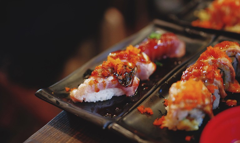 Sushi | © Chevanon Photography/ Pexels.com