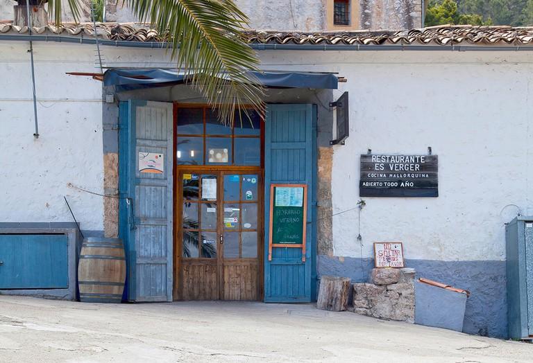 Es Verger near Alaro in Mallorca