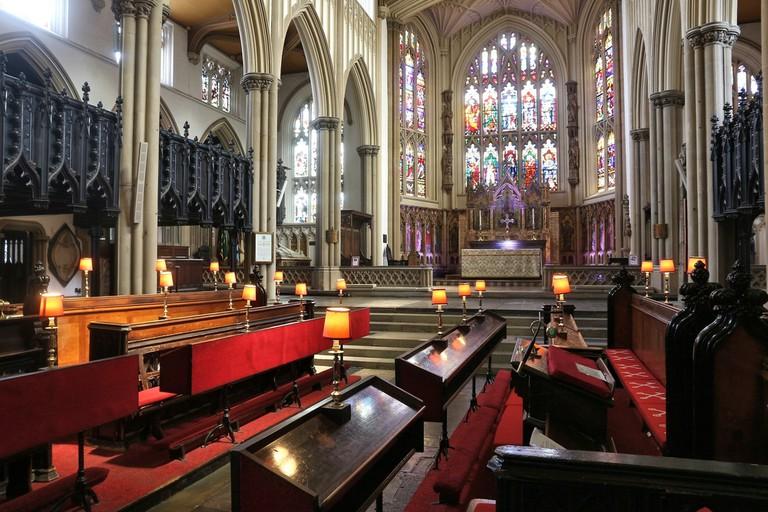 Leeds Minster, or the Minster and Parish Church of Saint Peter at Leeds