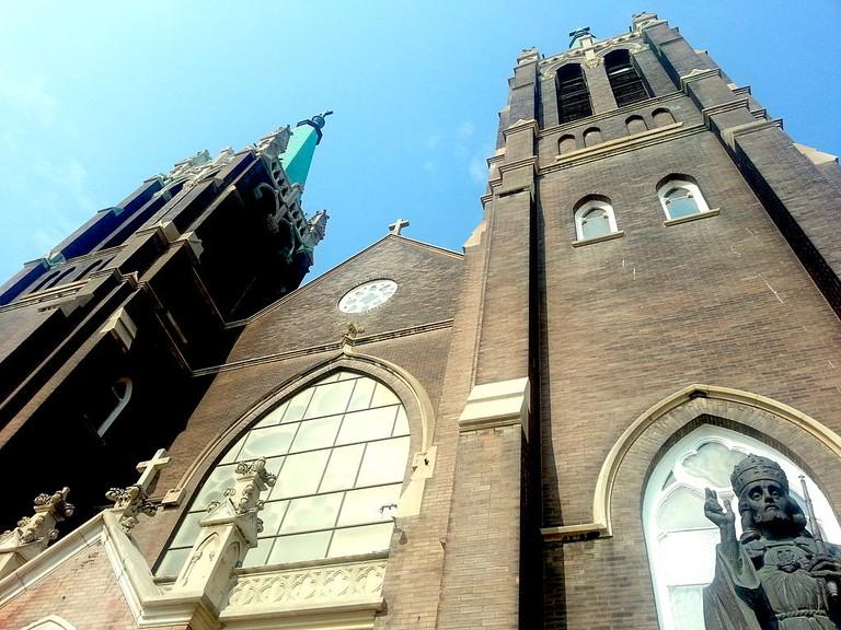 St. Mary of Częstochowa | © EBY3221/WikiCommons