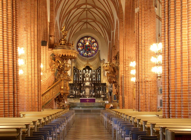 Stockholm Cathedral is where royal weddings are held / Photo courtesy of Wikipedia Commons