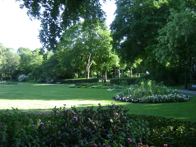 Djurgården is an oasis of calm / Photo courtesy of Wikipedia Commons