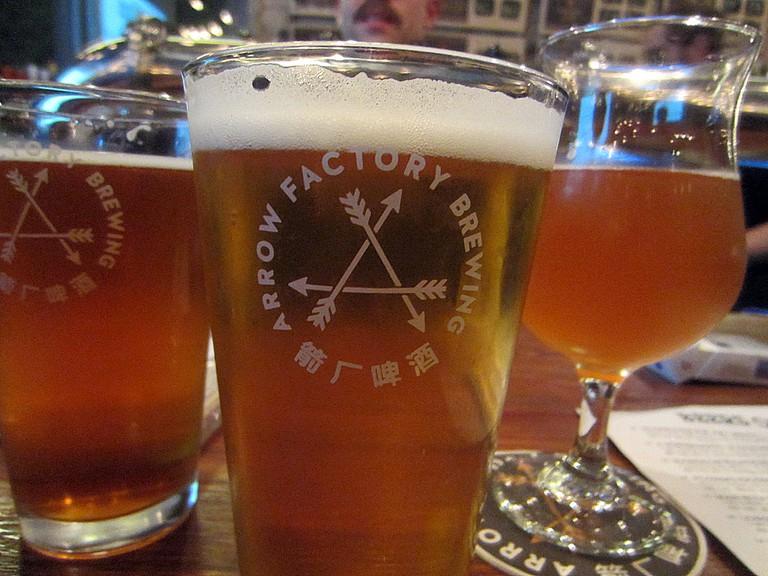 Arrow Factory Craft Beer Beijing