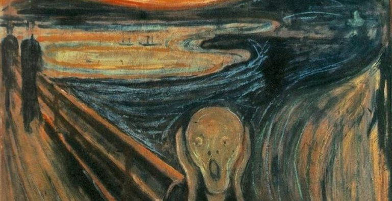 Edvard Munch, The Scream (1893)
