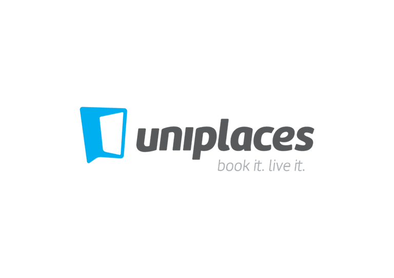 Uniplaces logo | © Uniplaces / Wikimedia Commons