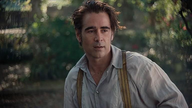 Colin Farrell as McBurney