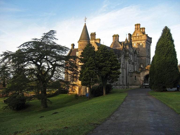 Overtoun House, Dunbartonshire/dave souza/WikiCommons