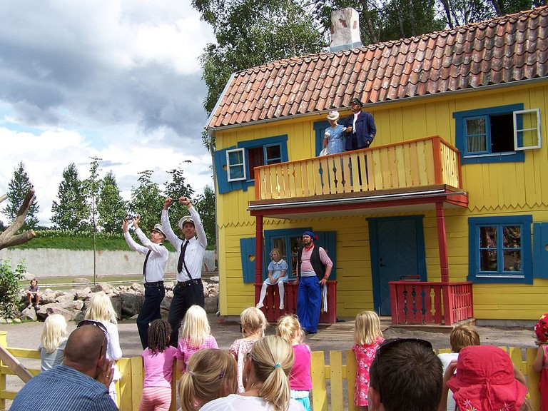Astrid Lindgren's World is fun for the whole family / Photo courtesy of Wikipedia Commons