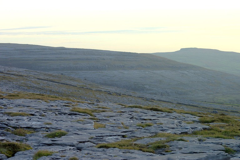 The Burren | © Bogman/ WikiCommons
