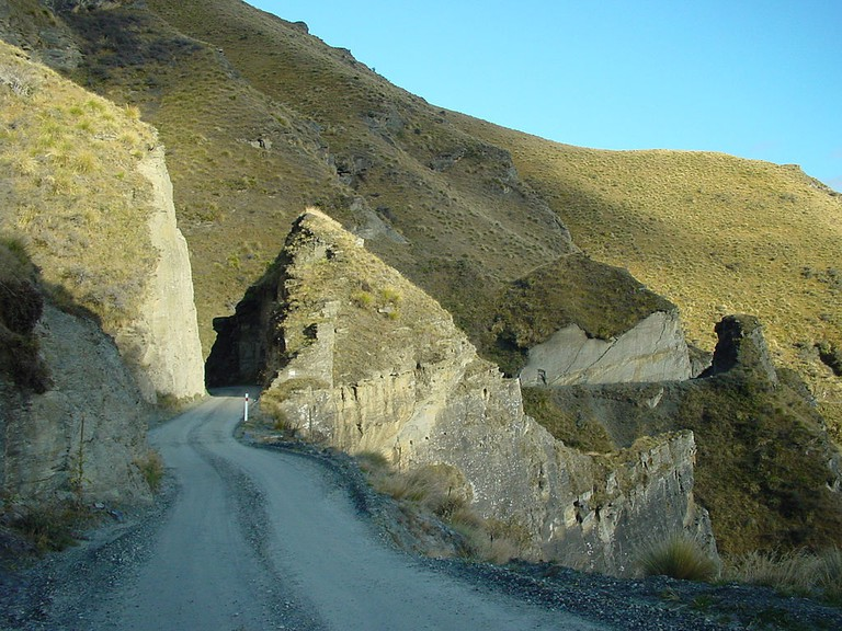 Hells Gate on Skippers Road