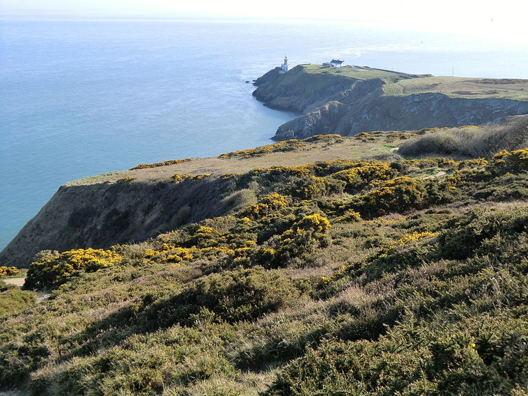 Howth Cliffs   © YvonneM/WikiCommons