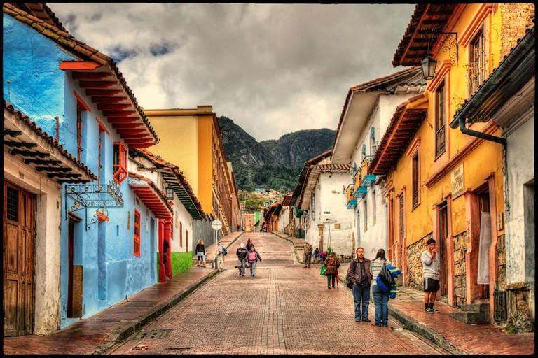 La Candelaria, Bogotá I