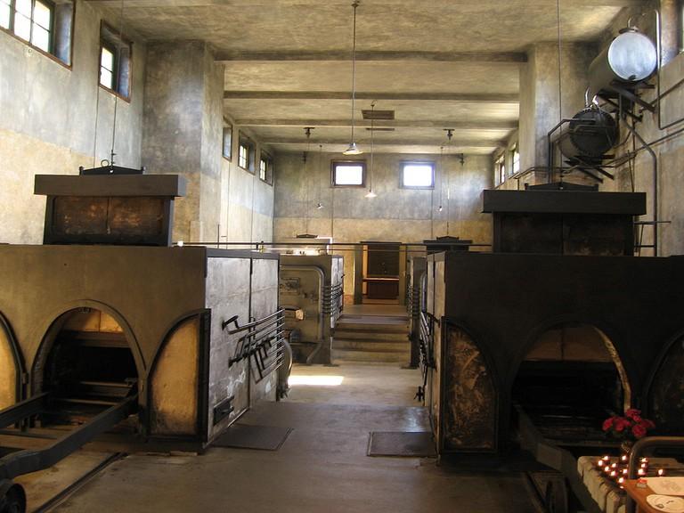 Crematorium at Terezin