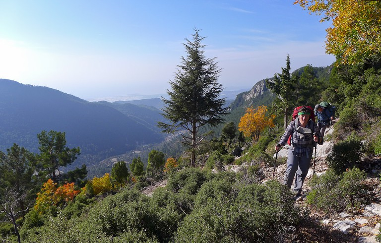Hike the Lycian Way