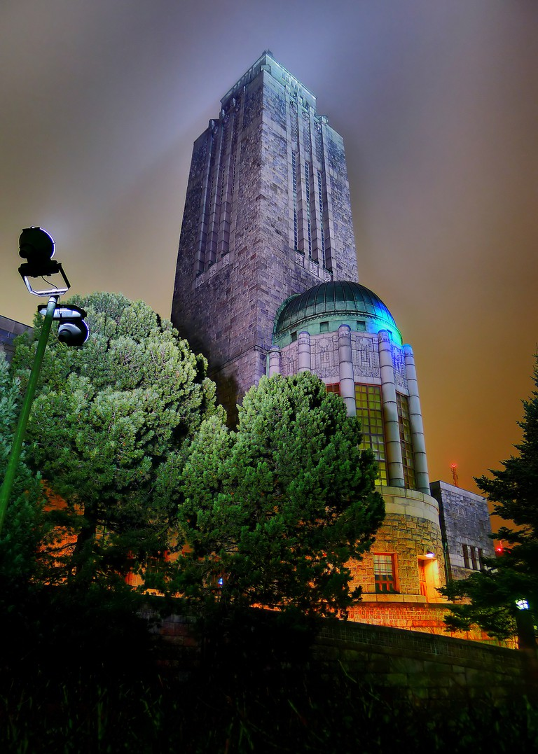 The Kallio Church tower/ Timo Newton-Syms/ Flickr