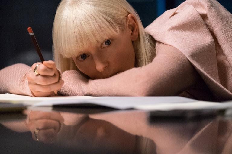 Tilda Swinton in 'Okja'