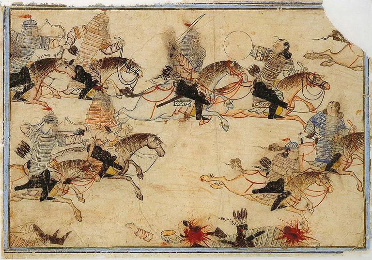 Mongols at War