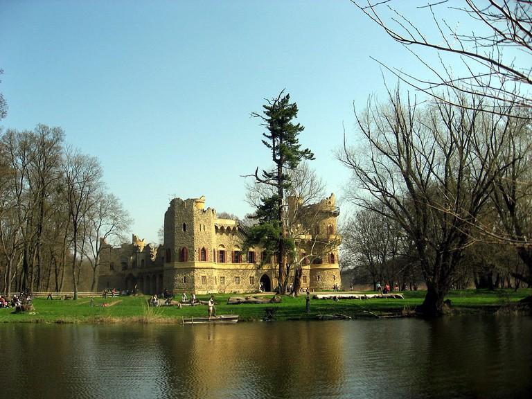 John's Castle, part of the UNESCO complex
