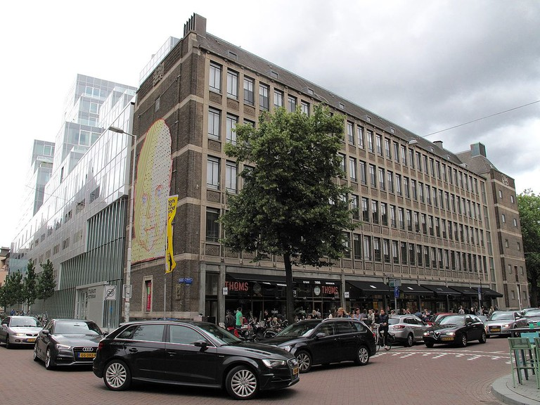 Museum Rotterdam is part of the Timmerhuis complex
