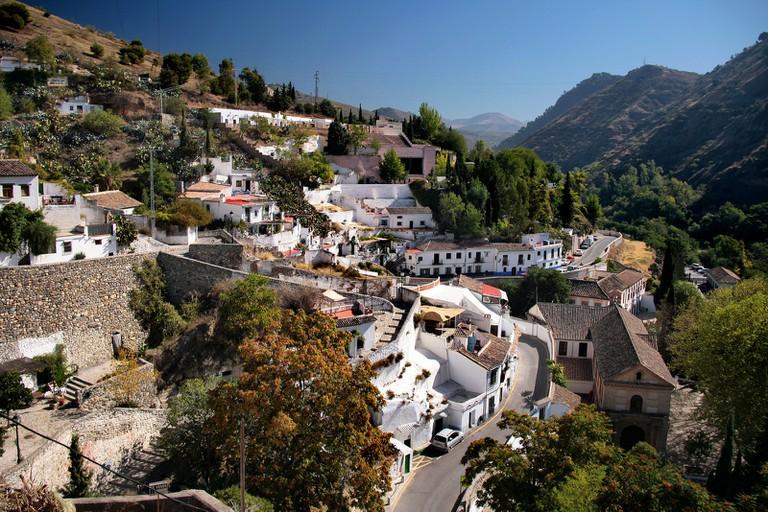 Sacromonte, Granada; Jorge Franganillo, flickr