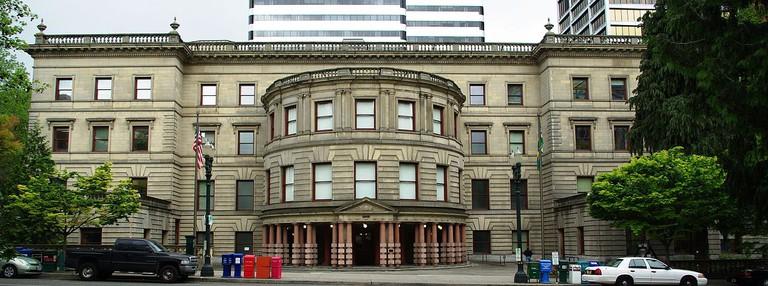 Portland City Hall – Oregon | © M.O. Stevens/Wikimedia