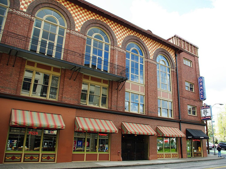 Crystal Ballroom – Portland, Oregon | © Aboutmovies/Wikimedia