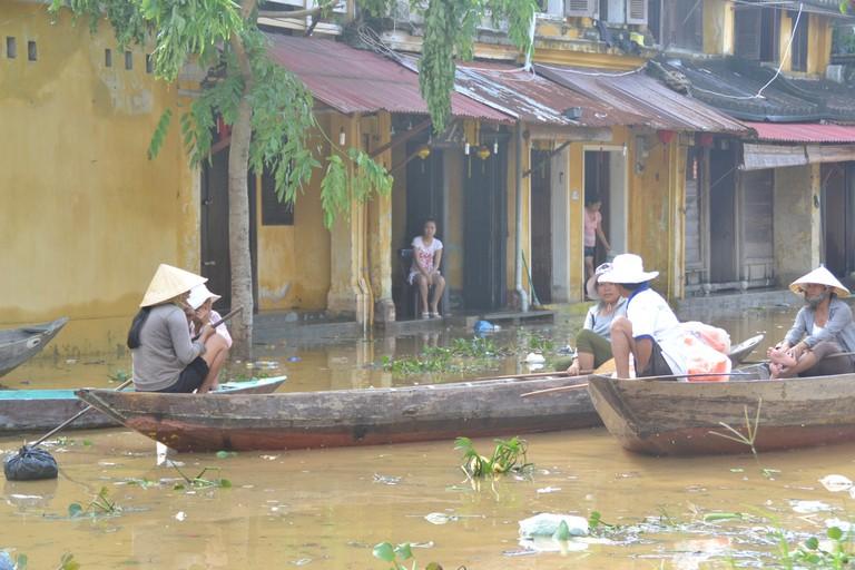Flood in Hoi An