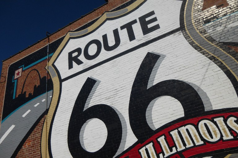 Route 66 | © Bob Sponge/Flickr