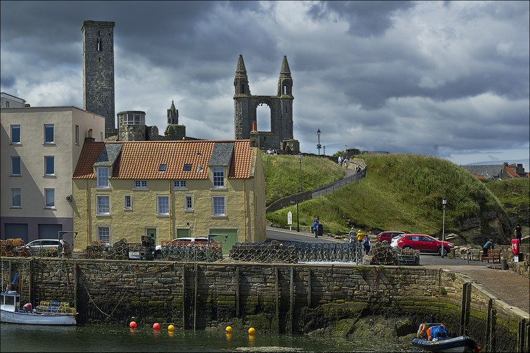 St. Andrews Harbour and Ruins