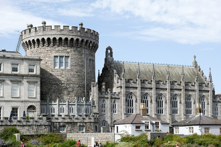 Dublin Castle | © William Murphy/Flickr