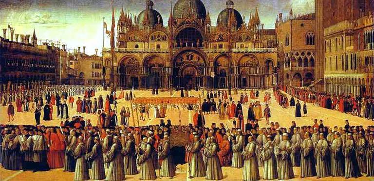 St. Mark's Procession