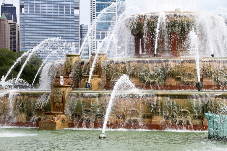 Buckingham Fountain | © Tony Hisgett/Flickr