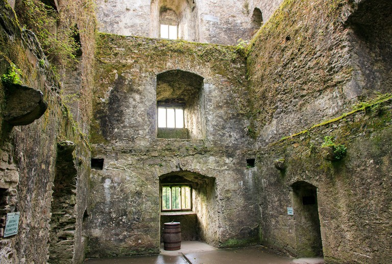 Blarney Castle Interior Family Room | © Ben Snooks/Flickr