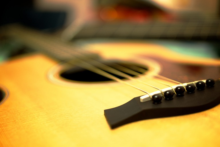 Guitar   © JOHNNY LAI/Flickr