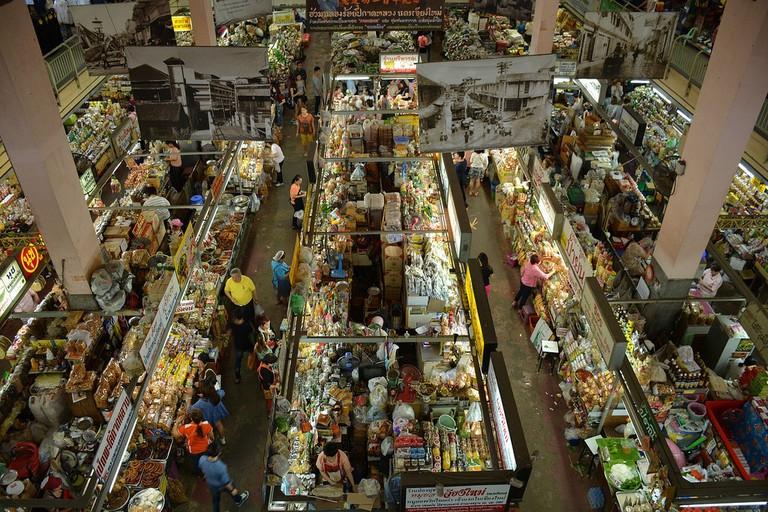 Warorot market in Chiang Mai (Thailand 2014)