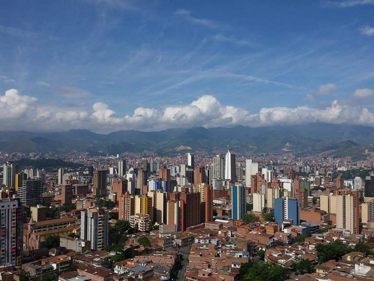 Medellín in 2015 | © Iván Erre Jota/Flickr