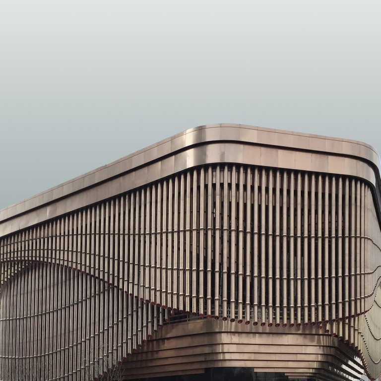 Bund International Finance Center, Thomas Heatherwick