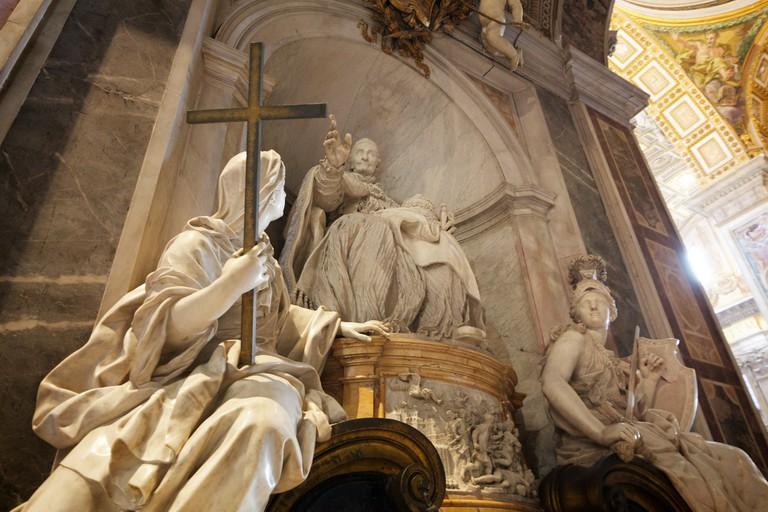 St Peter's Basilica © Aurelien Guichard