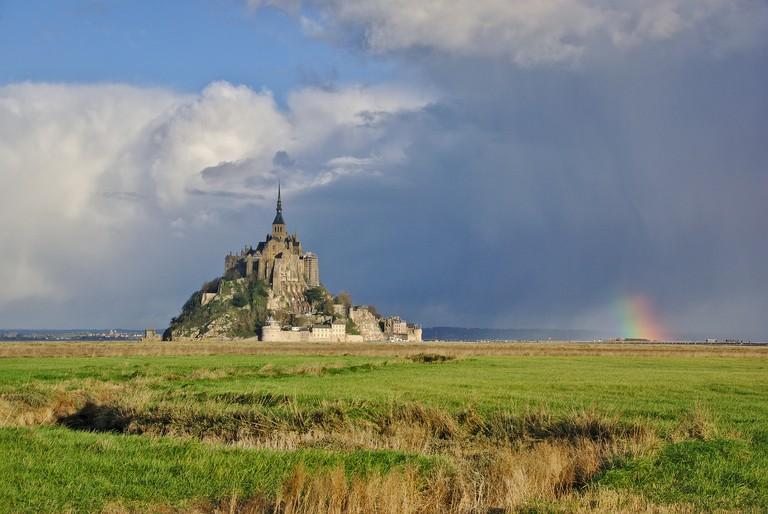 The Mont-Saint-Michel © Zoltán Vörös