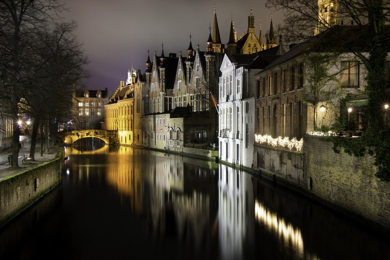 The centre of Brugge © Carlos Andrés Reyes