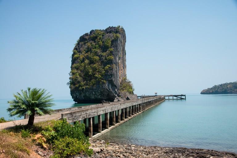 Ao Ta Lo Woo Pier, Ko Tarutao – Tarutao National Park