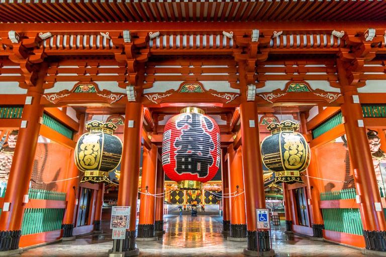 Senso-ji in Asakusa