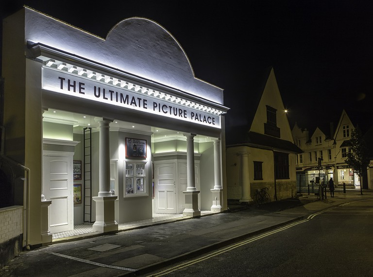 The Ultimate Picture Palace   © Manoel Chanquion/Courtesy of The Ultimate Picture Palace