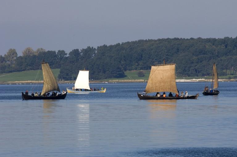 Viking Ship Museum-Roskilde-Viking Tour