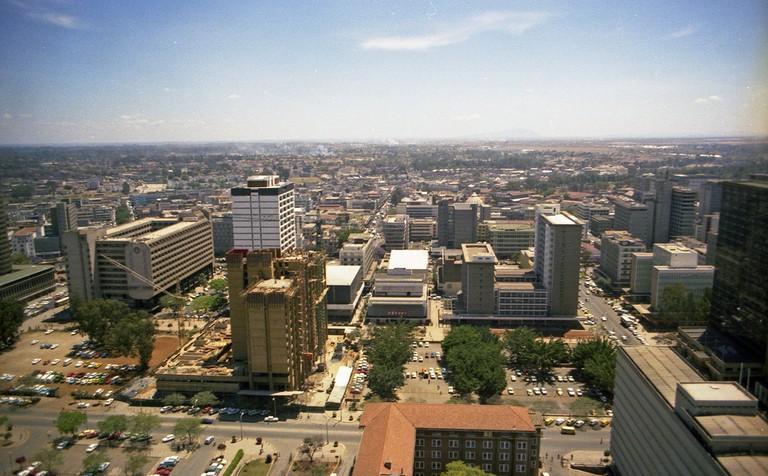 Nairobi in 1980