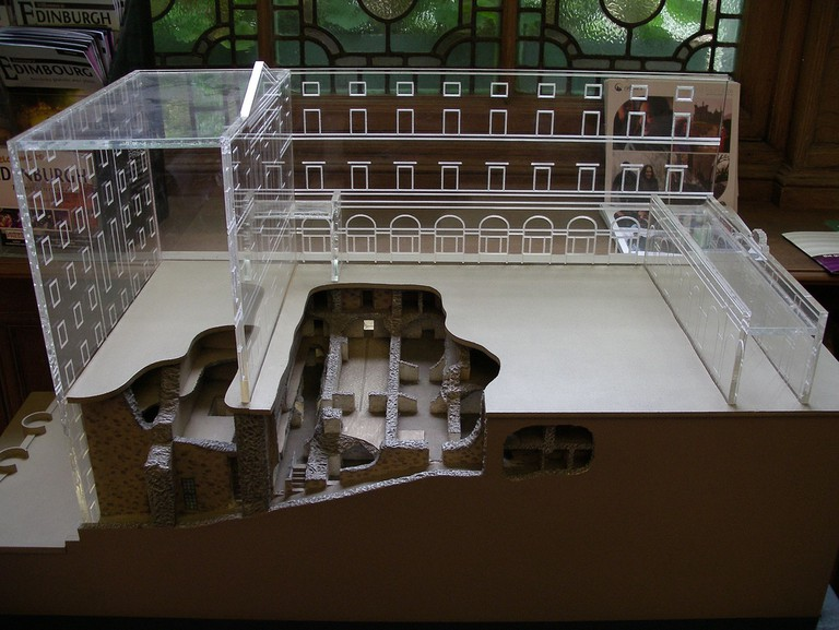 Model Of Mary Kings Close | © Shadowgate/Flickr
