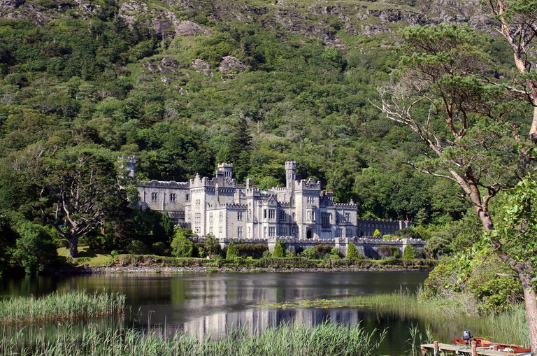 Kylemore Abbey | © Bert Kaufmann/Flickr