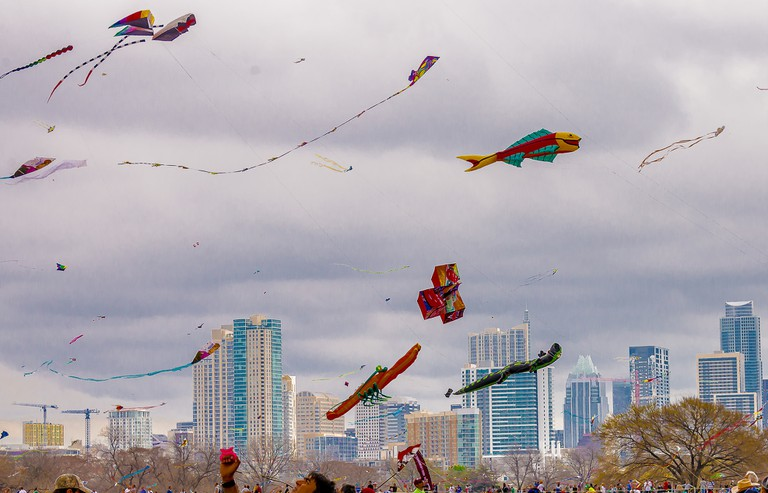 Austin Kite Festival |© Gee Jay/Flickr