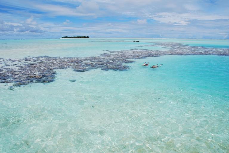 Mergulho nas Ilhas Cook